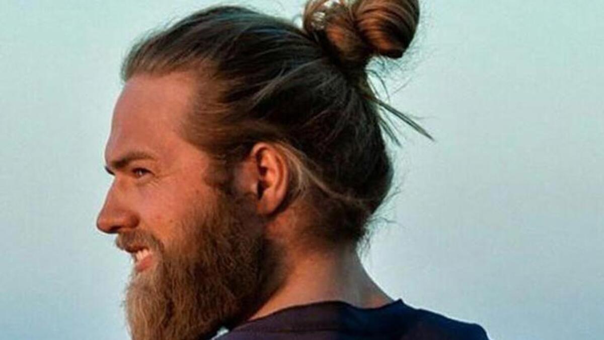 Erkek Uzun Saç Modeli